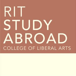 Study Abroad brochure - front